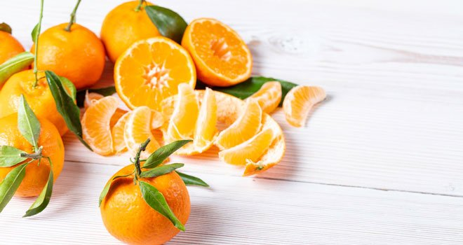 学会这三招 吃橘子不上火