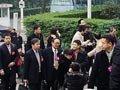 视频:市政协三届四次会议开幕 委员入场