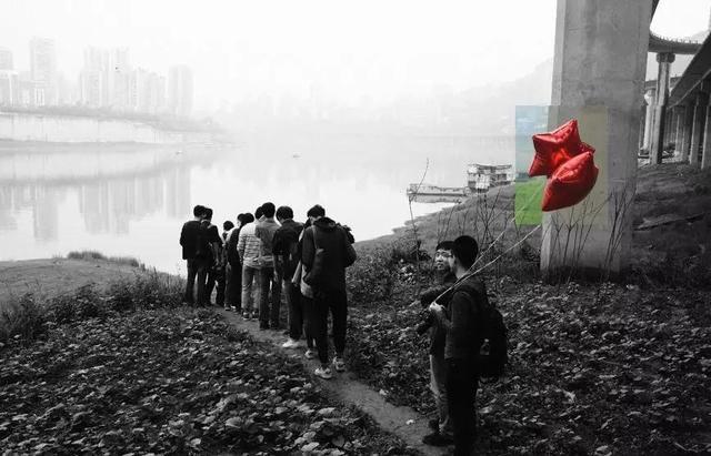 沙磁巷顽趣社老重庆展览 纪念沙磁文化区创建80周年