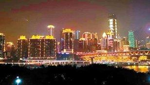 堤岸灯?#20301;?#22797; 山城夜景再添亮色