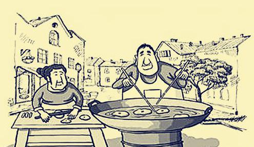 重庆食品摊贩定时定点经营