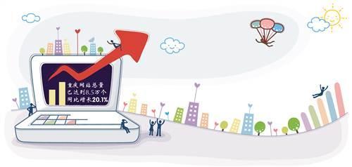 """重庆市互联网""""提速降费""""成效显著"""