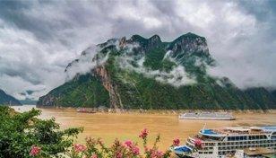 最美的三峡!在神女峰拍下的美景