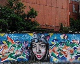 重庆这条街成了当今世界最大的艺术品