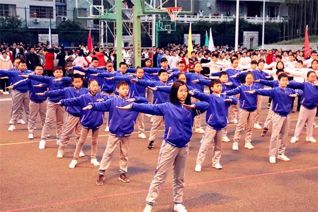 吹响新征程集结号 云阳实验中学校第一届体艺节隆重开幕!