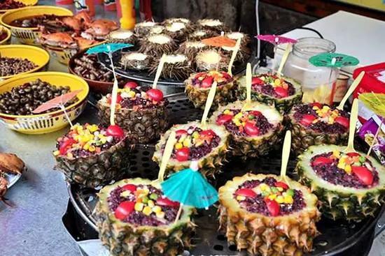 国内十大美食街,吃过三条以上的敢称美食!的做法柠檬纸杯吃货芝士杰蛋糕图片