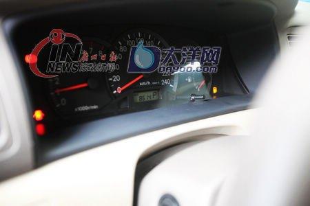 喷漆竟耗尽燃油 4S店员工偷开寄存车兜风