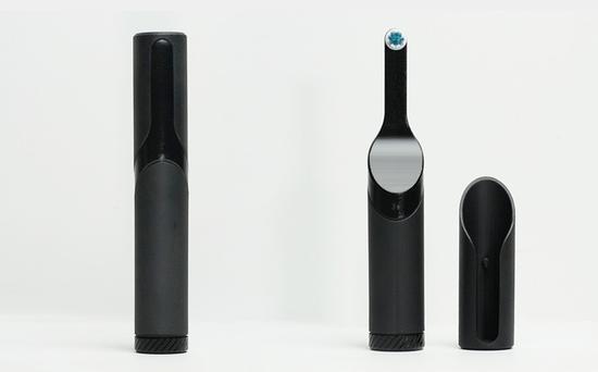 手扭发电!首款不用电池的电动牙刷问世