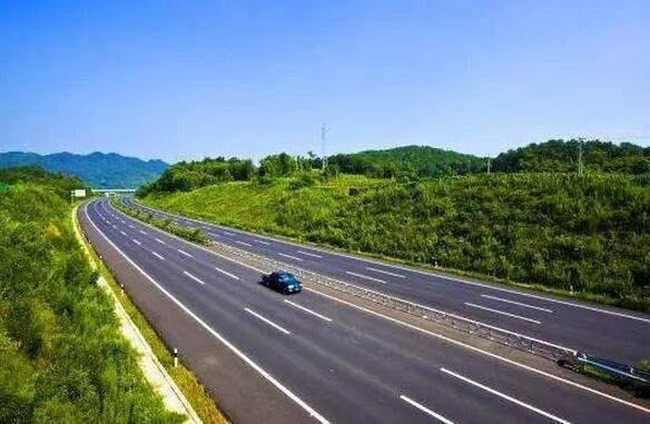 三环高速江津至綦江段-重庆十条最美的高速公路 一路美景拍不完