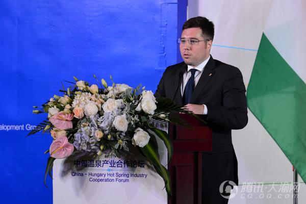 中匈温泉产业合作论坛在渝举行 探讨温泉旅游发展