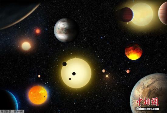 美国航空航天局(NASA)此前宣布,开普勒太空望远镜证实又发现1284颗系外行星,使开普勒所发现系外行星增加一倍。