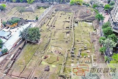 巴县衙门曾保存有巴县档案 记录159年历史
