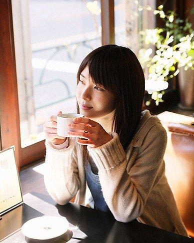 下午茶喝一杯黑咖啡减肥又抵饿几快第辟谷减天减肥的图片