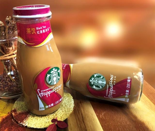瓶装星冰乐®家族喜添新成员  全球定制茶类饮品中国味