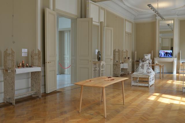 """""""中国饮食器物设计文化展""""在比利时开幕"""