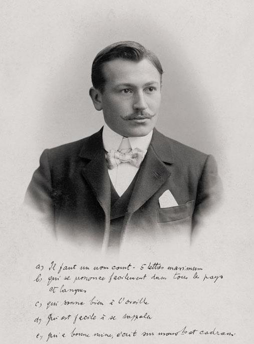 劳力士创办人汉斯‧威尔斯多夫