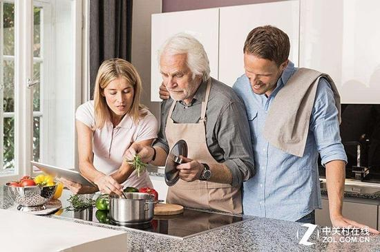 智能厨房很诱人?现在的都是多此一举