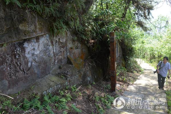 """国际古迹遗址日 考古专家带市民重走""""川渝古道"""""""