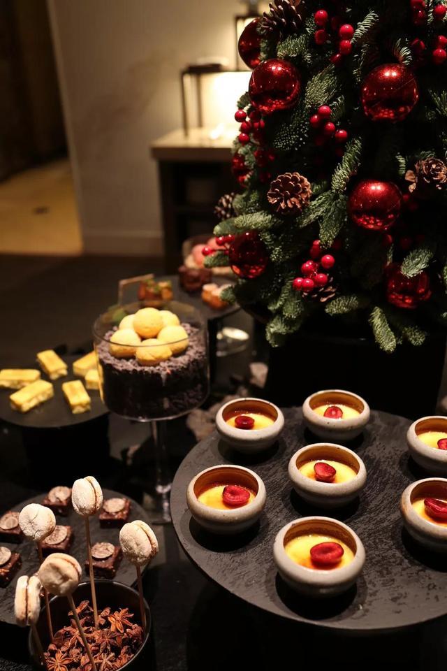 丽晶酒店圣诞夜 让飨宴回归舌尖