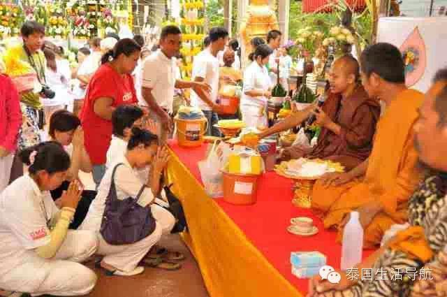 真正的泰国人是如何过泼水节的
