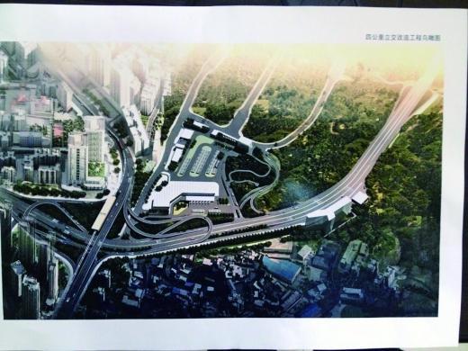 重庆主城治堵:用66项工程打通46个堵点