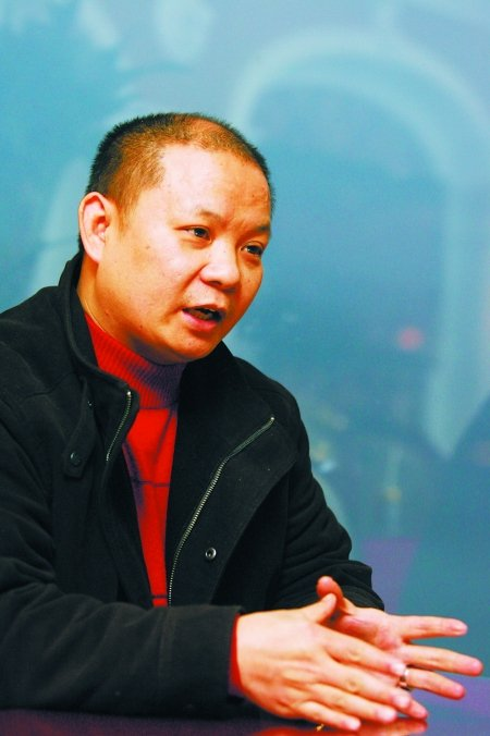 足浴大王郭家富:我还没有失败 酒店项目不烂尾