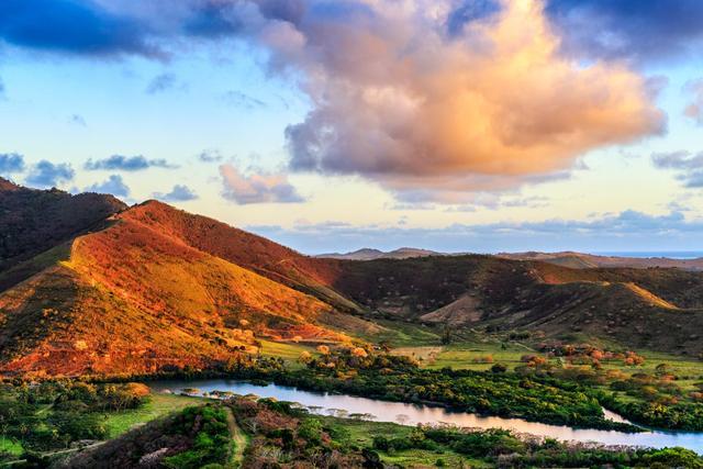 2019中国太平洋岛国旅游年启动在即 发展双向旅游