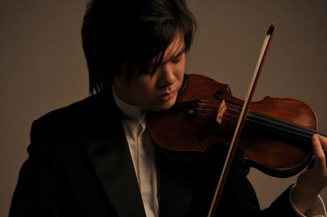 """""""东方的帕格尼尼""""小提琴演奏家黄蒙拉将献艺山城"""