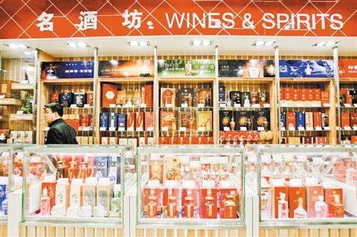 中国白酒出口遇尴尬:八大名酒不敌厨房用酒