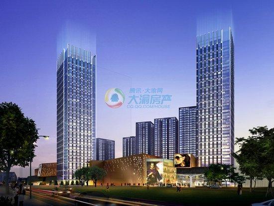 """中心至上——都市公寓的""""唯心主义"""""""