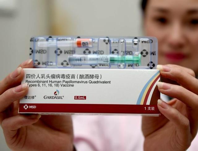 242支四价宫颈癌疫苗已安全到达涪陵
