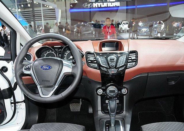 [国内车讯]福特新款嘉年华1.0T或2月底上市