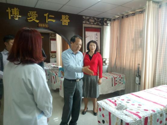北京健康扶贫基金会赴巫山开展医疗卫生服务能力调研