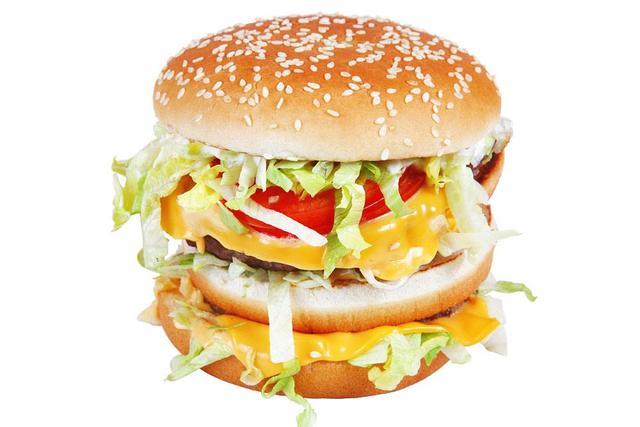 吃一个汉堡 等于白跑半小时