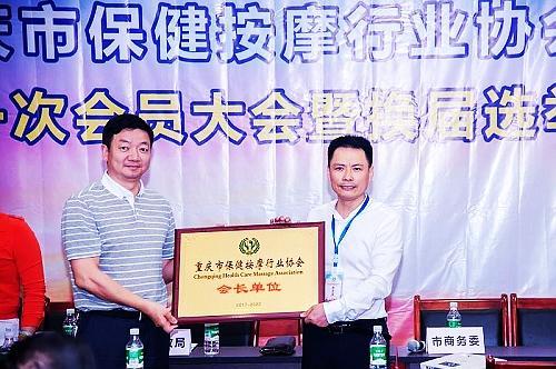 重庆市保健按摩行业抱团发展 新理事会成员达21人