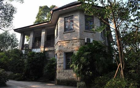 [名居故所]陪都记忆:杜月笙、中国别墅旧址等