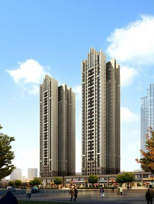 套内起价5800/㎡ 华港翡翠城收官高层9.27推出