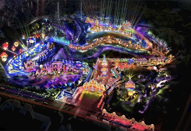 福利|160元/张世界性灯会门票免费送 1人2张 春节可用!