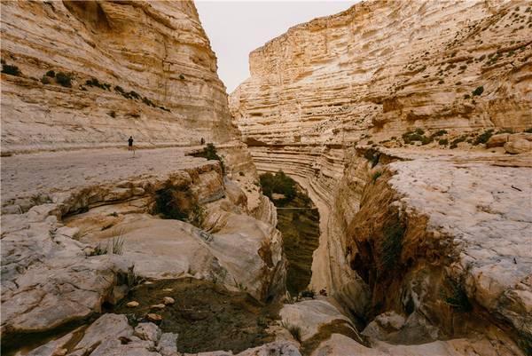 穿越以色列沙漠 体验以色列别样文化