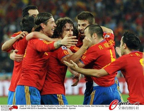 深度:新1比0主义! 西班牙控制足球伟大胜利