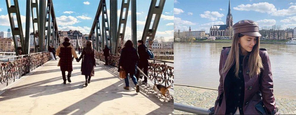周杰伦昆凌牵手在莱茵河漫步,老公视角下的昆凌超美