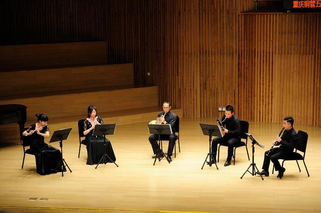 2016-2017重庆木管五重奏音乐季