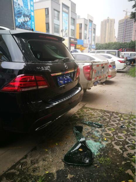 九龙坡警方破获系列车辆被砸被盗案 涉案金额超十万