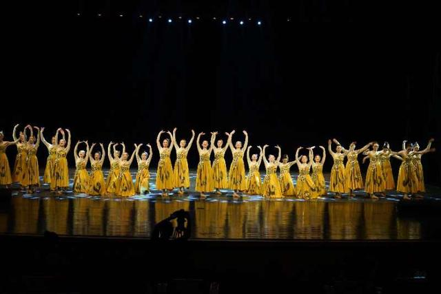 2018戴爱莲群星璀璨人人跳重庆舞蹈展演活动举行复赛