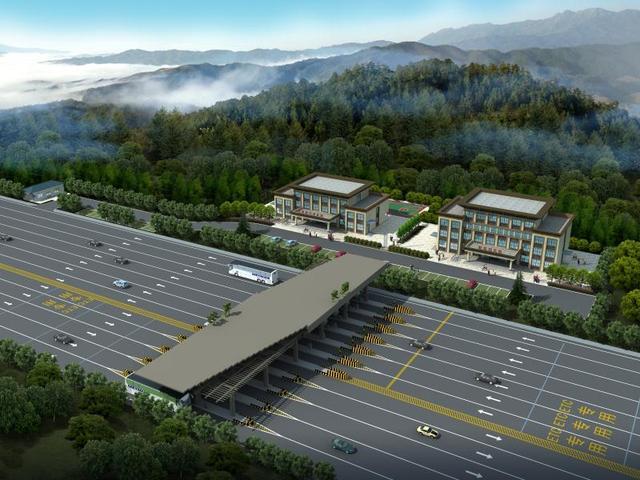 忠县收费站将封闭施工2个月 过往车辆请合理规划出行