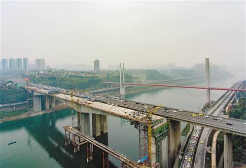 高家花园复线桥将于年内完工