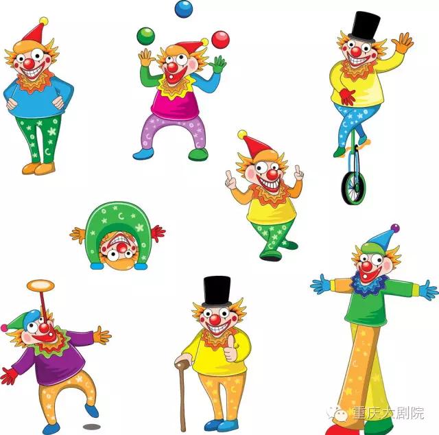 打开艺术之门——《小丑嘉年华》