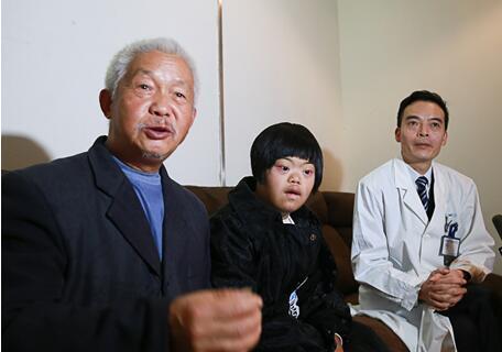 """南川一孤儿""""泪流满面""""12年 原来是患上了这个病"""
