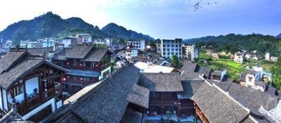 观巴南丰盛最美全景