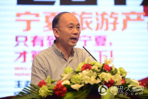 宁夏来渝推介沙漠旅游 邀重庆市民领略塞上江南